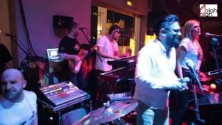 "Blah Blah band - ""Baila Morena"" (Zucchero cover) live in ""Cantina de Frida"""