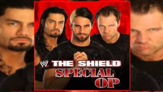 "WWE:The Shield Theme ""Special Op"" Download (Itunes)"