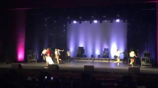 Gabriela saraivah garoto errado ft Gustavo daneluz (dance)