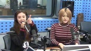 [SBS]최화정의파워타임,사랑의 배터리 (원곡 홍진영), 차오루 라이브
