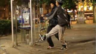 "LES TWINS ""Phone Home""