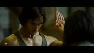 Best Fighting Scene by Tiger Shroff in Baaghi Movie 2016 width=