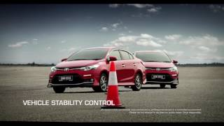 "Toyota Vios ""Feel The Drive"""