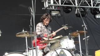 REIGNWOLF - drum solo- LIVE