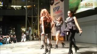SOS (Sensation Of Stage) - Drop it Low Live at Gandaria City 130505