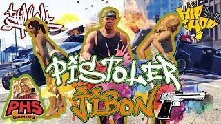Pistoler Jibon Feat GTA V   Pistoler Jibon By uptown lokolz   GTA V Parody   PHS GAMING