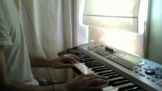 Kanye West - Blood On The Leaves - Piano by Dan Shure