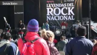 Recital de leyendas del rock nacional