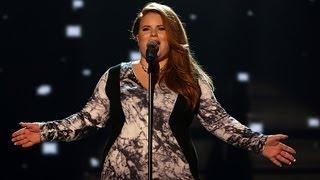 Sandra Wikström - I will always love you - Idol Sverige 2013 (TV4)