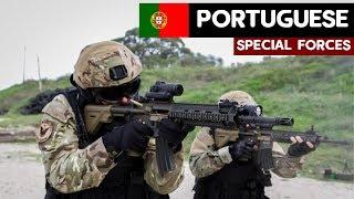 """Portuguese Special Forces (2018) - """"Forças Especiais Portuguesas"""""""