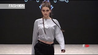 ZIBRA Belarus Fashion Week Spring Summer 2017 - Fashion Channel