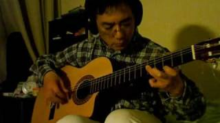 A Whiter Shade Of Pale (Fingerstyle Guitar)