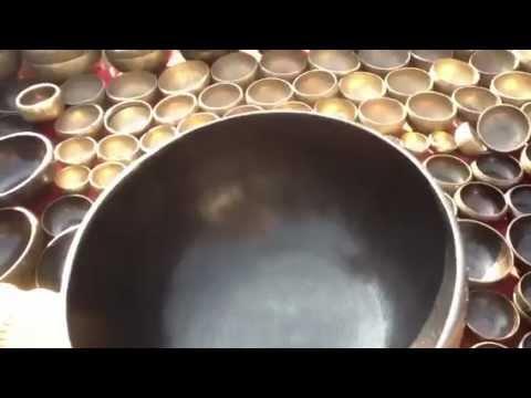 Singing Bowl In Nepal