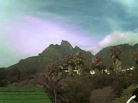 Timelapse Video – Table Mountain – 11/09/2011