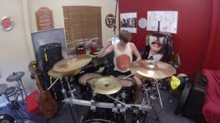 Calum Burtwistle - Bullet For My Valentine - Truth Hurts (Drum Cover)