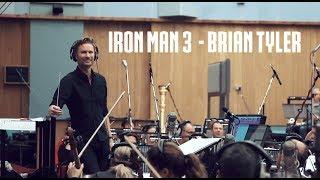 Brian Tyler - Iron Man 3 Recording Session