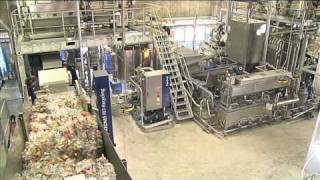 Krones: Ressourcen schonen mit PET-Recycling
