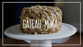 BOLO MOKA, um clássico francês! | Le Plat du Jour