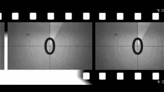 OLD MOVIE COUNTDOWN v98 film intro with voice and sound effects HD TIMER !!   from YouTube