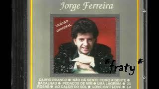 Jorge Ferreira - 25 rosas (original de Joan Sebastian)
