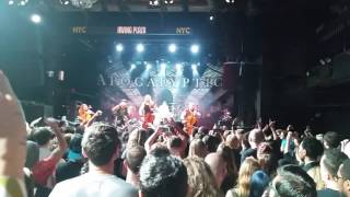 "Apocalyptica ""I'm not strong enough"" live at Irving plaza NYC."