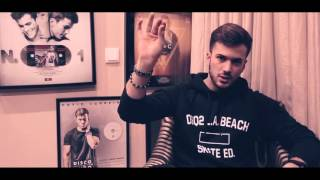 Get In The Studio With David Carreira - Conceito do Álbum