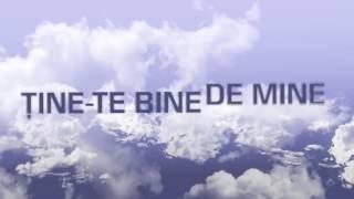 Speak   Tine te bine Lyric Video