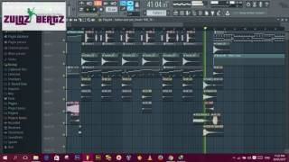 Empire Father And The Sun instrumental ZulqzBeatz FL Studio Remake + FLP