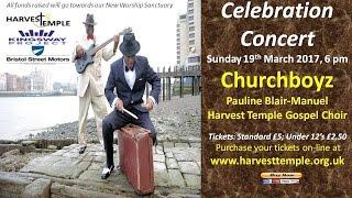 Churchboyz at NTCG Harvest Temple, Wolverhampton