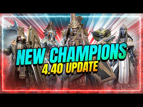 NEW CHAMPS LIVE GRADES! Resistance Event?! | RAID Shadow Legends