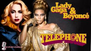 Lady Gaga Ft. Beyonce - Telephone (Studio Acapella) + Download (HD)