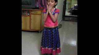 Phoolo ka taro ka - sung by cute little ankita