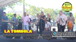 PRESENTACIÓN DE LA ORQUESTA LA TOMBOLA - FESTIVAL DEL SANCOCHO -  CORARCUBA 001