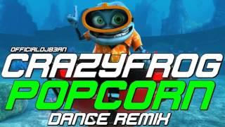 Crazy Frog - Popcorn [Dance Remix]