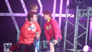 140517 BTOB SPECIAL LIVE - 민혁♥성재 직캠(feat.은광)