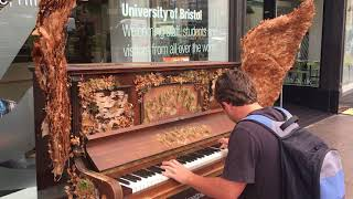 Play Me, I'm Yours: Bristol Street Pianos 2017 - Beacon House Blues