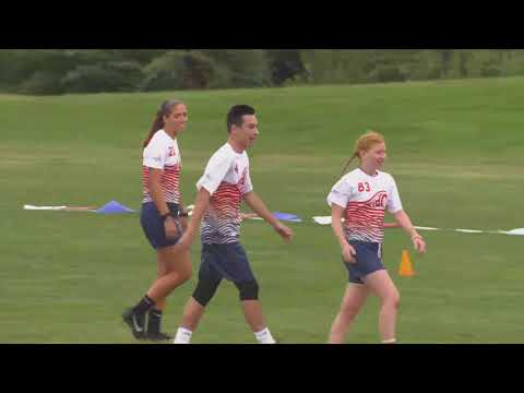Video Thumbnail: 2018 U.S. Open Club Championships, YCC U-20 Mixed Pool Play: Columbus Sabres vs. Portland Rising Tide