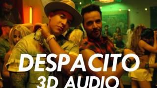 [3D AUDIO] Despacito (USE HEADPHONES!!!) Download Audio!! width=