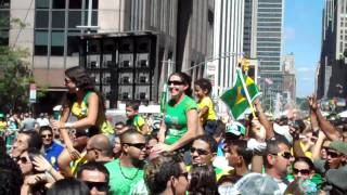 DJ Marlboro On Brazilian Day NYC 2010