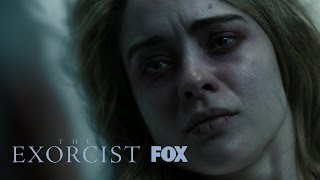 Casey Fights Hard To Resist Her Demon | Season 1 Ep. 4 | THE EXORCIST width=