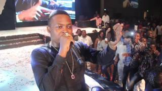 OLAMIDE SPEAKS OUT FOR THE POOR AT YAW AND AY'S' 'SHALANGA'