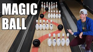 World's First Automatic Strike Bowling Ball