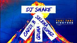 DJ Snake- Taki Taki BGM Ringtone [with download link]