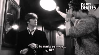 The Beatles - Eres tú? (A Hard Day's Night)