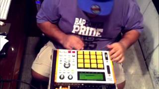 GORDURA DJ- AO VIVO- PARABENS NA MPC