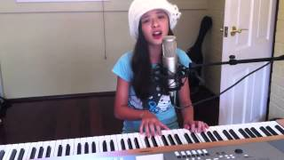 Bruno Mars ~ When I Was Your Man cover (Acoustic) ~ Jasmine Clarke 13 y-o