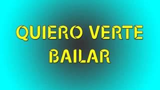 Vi Em Ft. Grupo Play - Quiero Verte Bailar