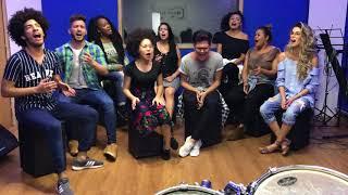 Medley - Atos 2 + Lugar Secreto - Gabriela Rocha(Versão Autoral) - Ministério Adorai