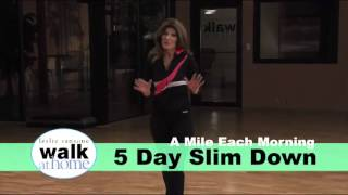 Leslie Sansone: 5 Day Slim Down- A Mile Each Morning
