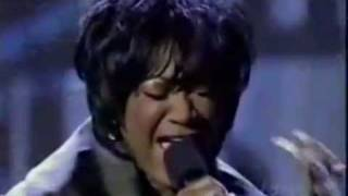 Patti LaBelle tribute to Cissy and Whitney Houston - I Have Nothing